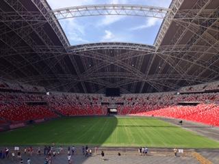 シンガポールナショナルスタジアム