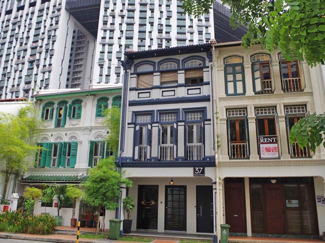 ライザップ・シンガポール2号店外観