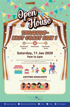 トムソンイーストコーストライン第一期 オープンハウス